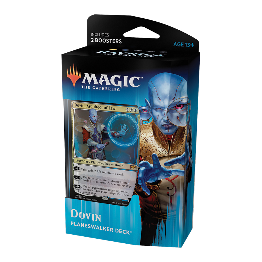 Magic tG - Ravnica Allegiance - Planeswalker Deck - Dovin