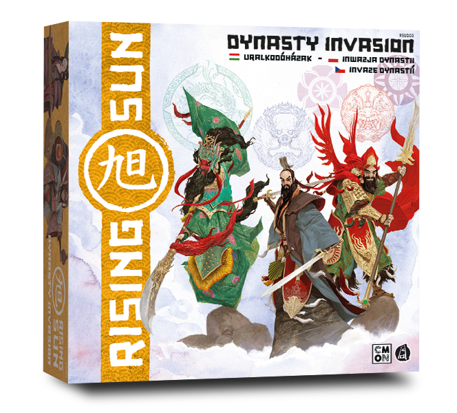 Rising Sun: Invaze dynastií (Dynasty Invasion)