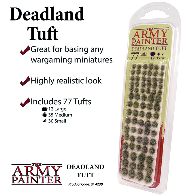 AP - Battlefields Deadland Tuft