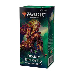 Magic tG - Challenger Deck 2019 - Deadly Discovery