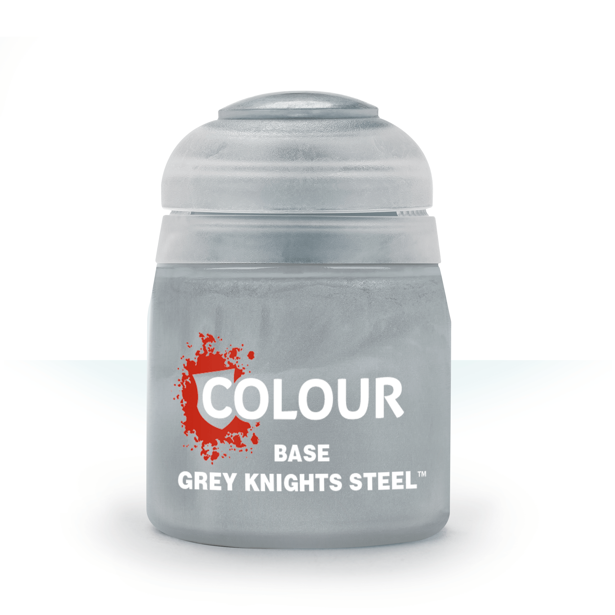 Citadel Base - Grey Knights Steel