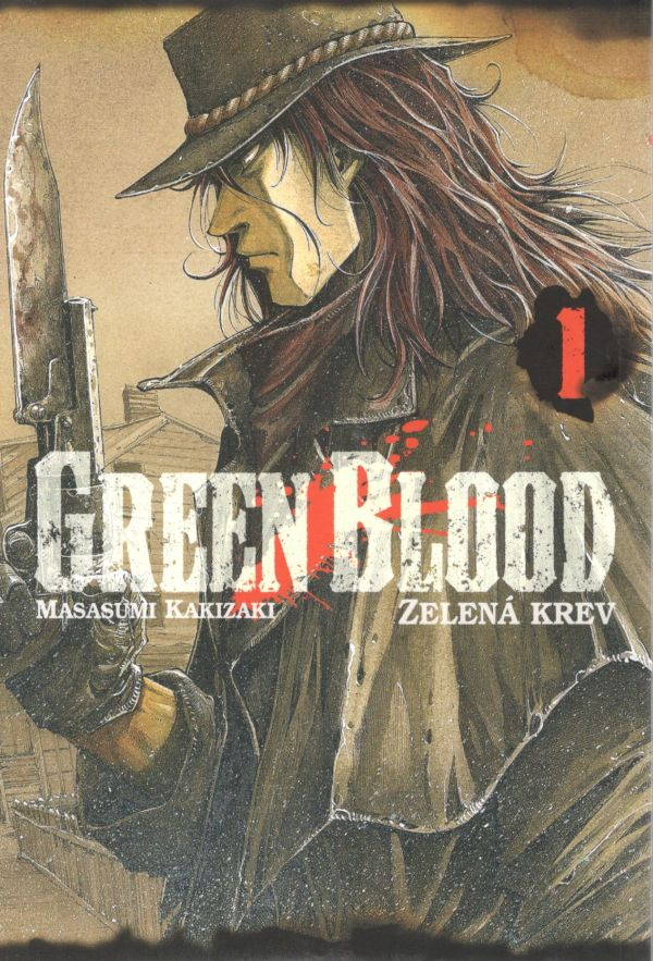 Kakizaki M.- Green Blood 1 - Zelená krev