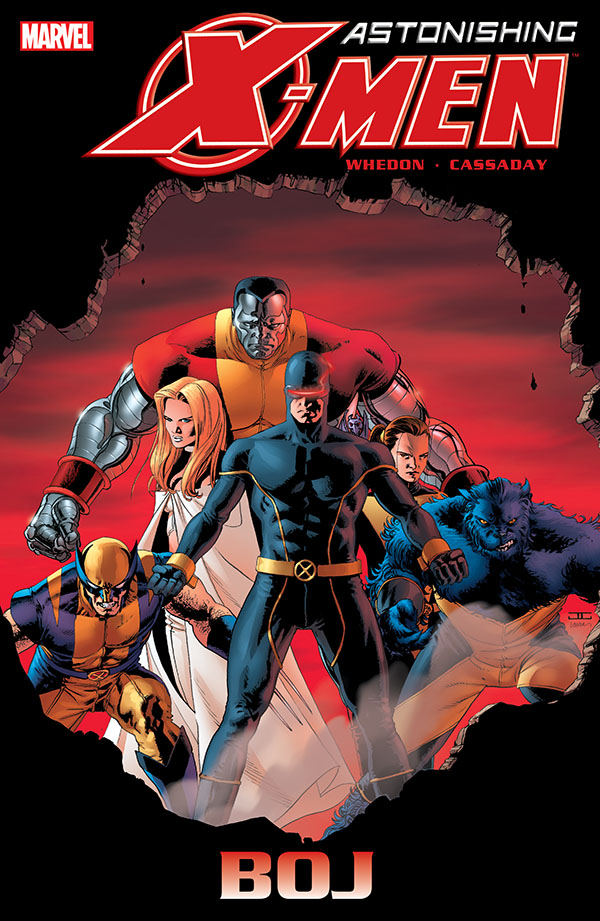 Whedon J.,Cassaday J.- Astonishing X-Men 2: Boj