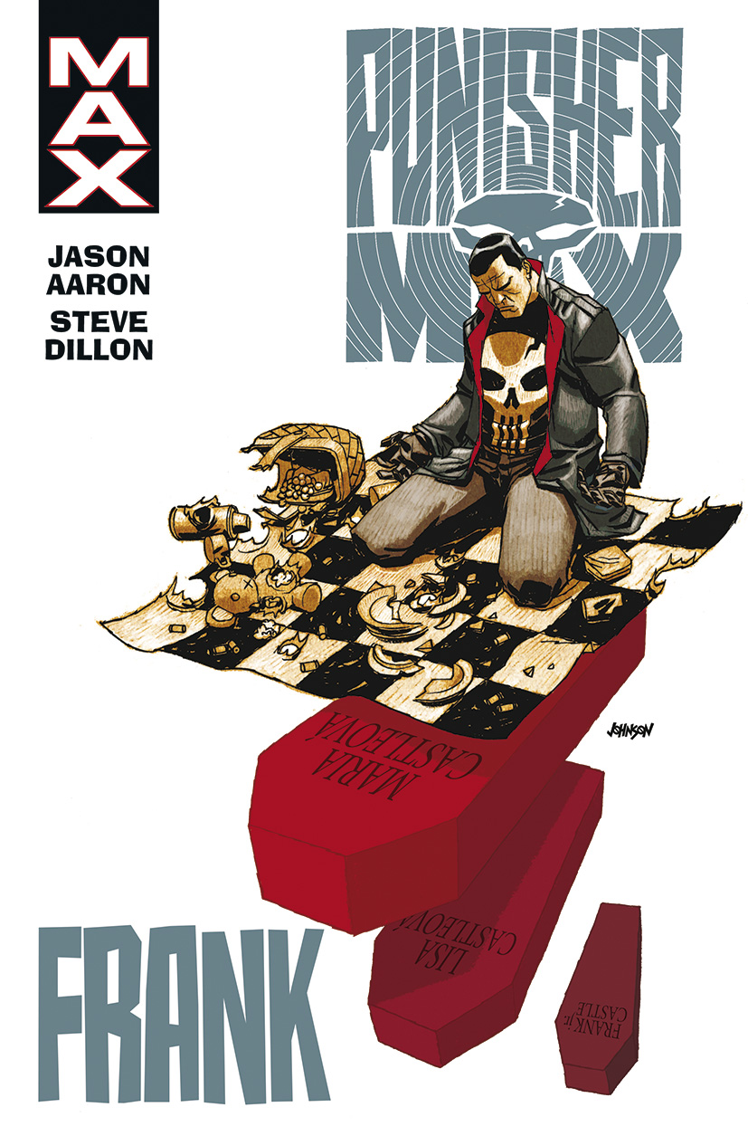 Aaron J.,Dillon S.- Punisher MAX: Frank