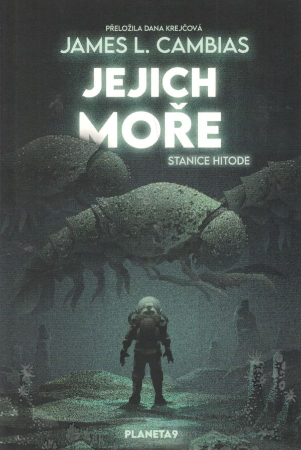 Cambias J.L.- Jejich moře - Stanice Hitode