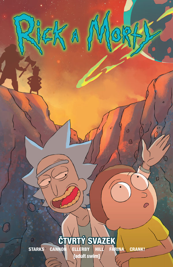Gormac Z.- Rick a Morty 4