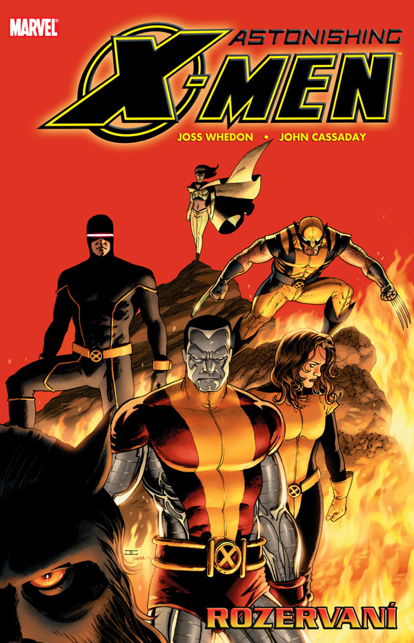 Whedon J.,Cassaday J.- Astonishing X-Men 3: Rozervaní