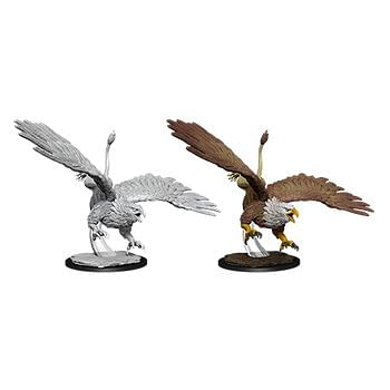 Dungeons & Dragons: Nolzur's Miniatures - Diving Griffon