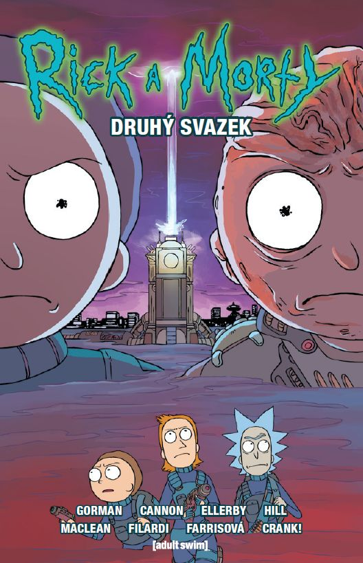 Gorman Z.- Rick a Morty 2