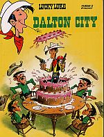 Goscinny R.,Morris-Lucky Luke-Dalton City